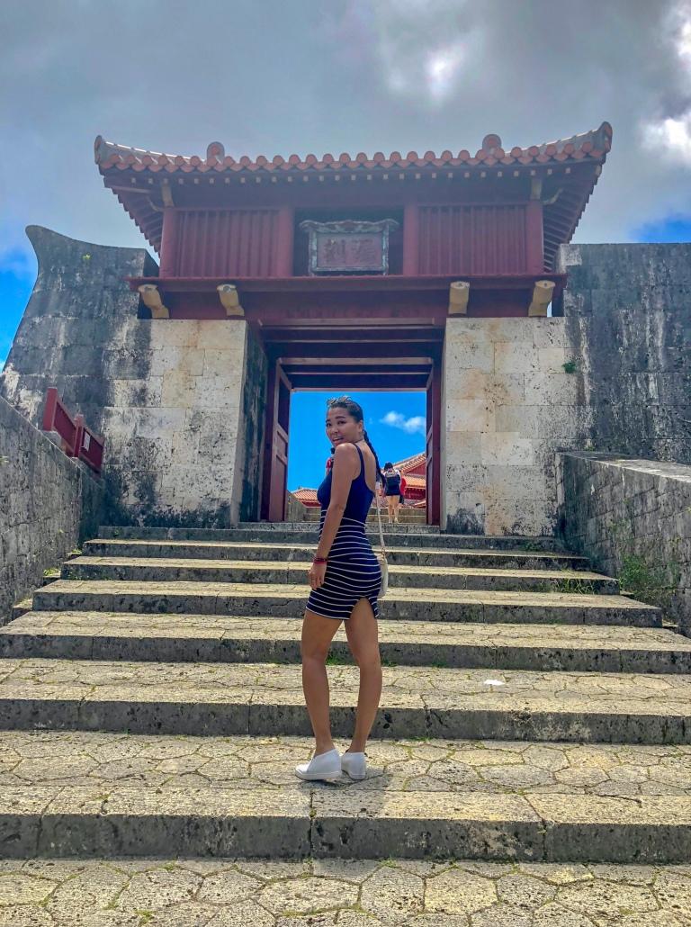 Shuri Castle Okinawa