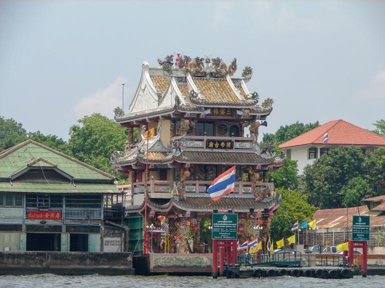 Bangkok river ferry