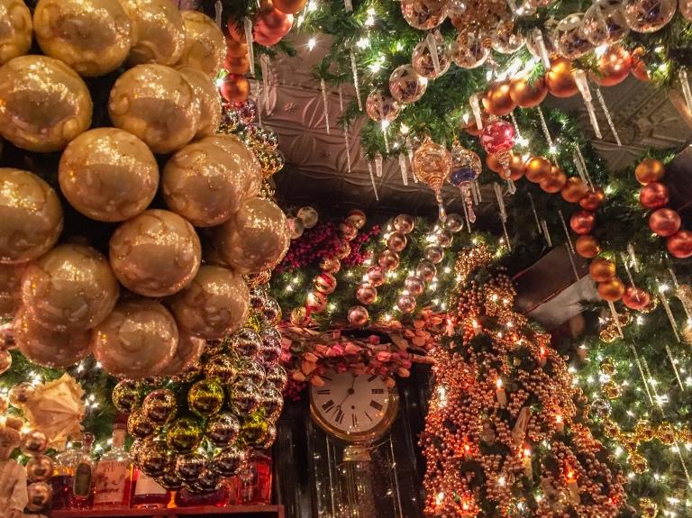 Rolf's NYC Christmas