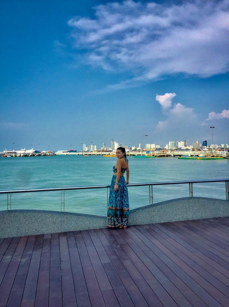riverfront of Pattaya