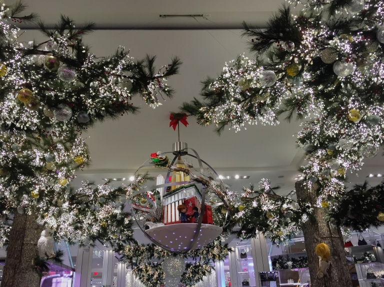 Macy's Herald Square Christmas