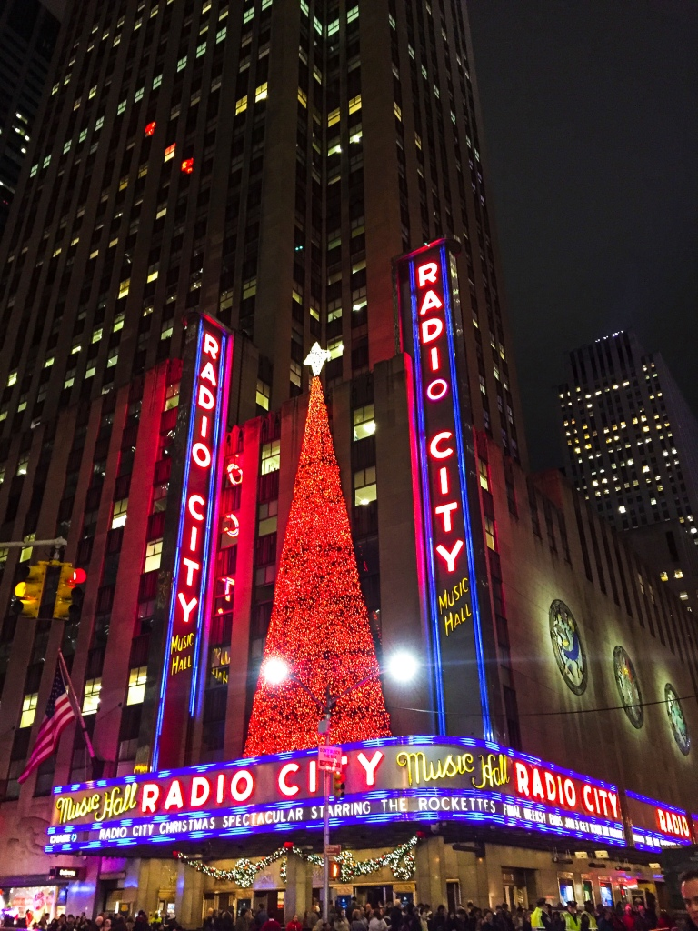 Radio city Chirstmas
