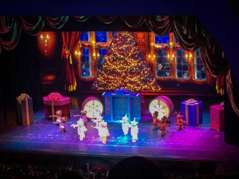Christmas spectacular