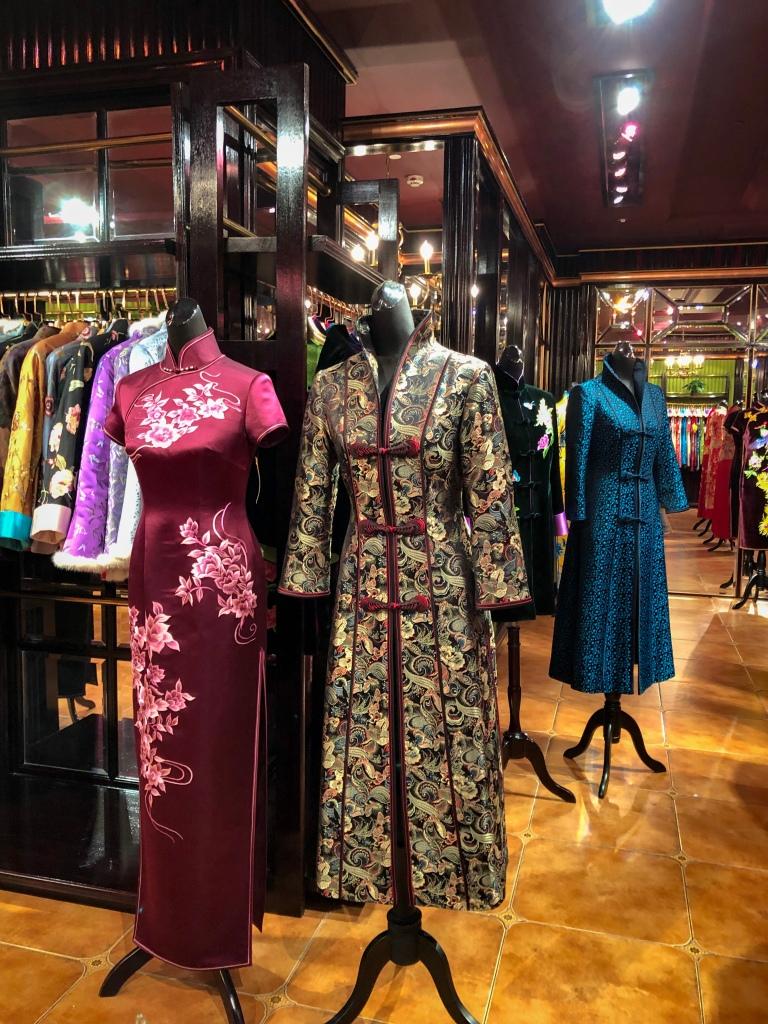 Chinese dress Beijing