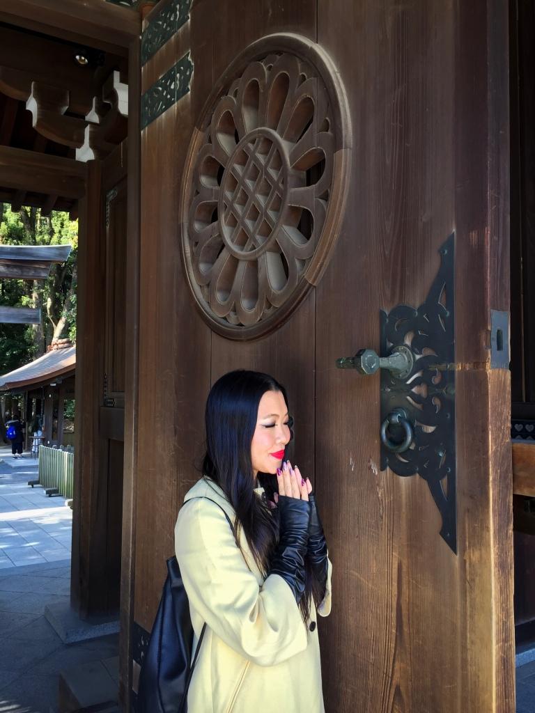 Tokyo Meiji Shirne