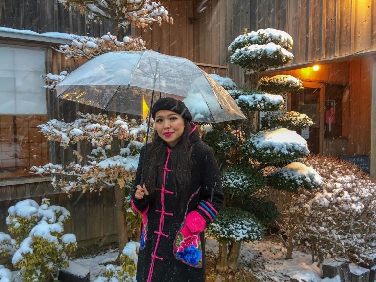 Kawaguchiko in Snow