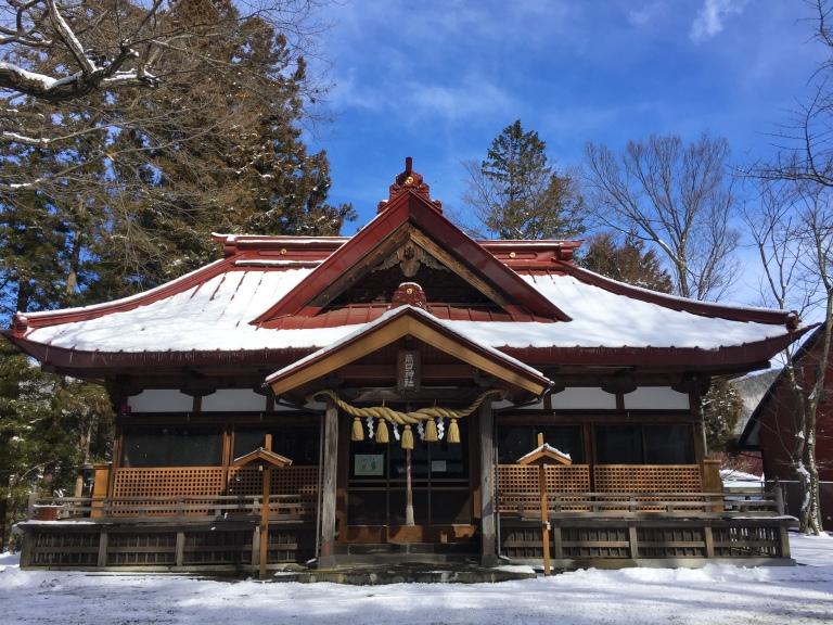 Japan in Snow Kawaguchiko