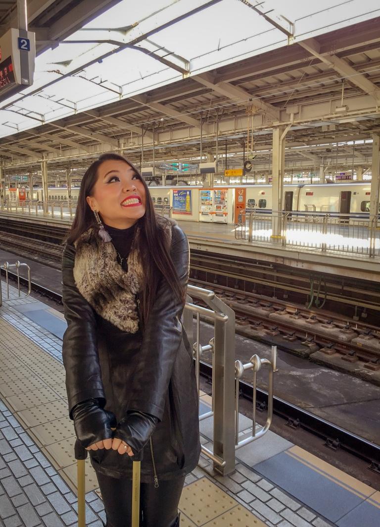 Shinjuku Station Japan