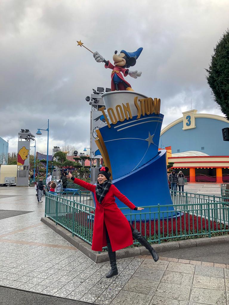 Walt Disney Studios Park