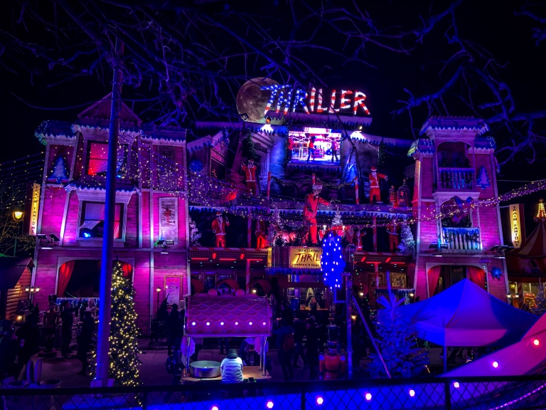 Tuileries Garden Christmas Market