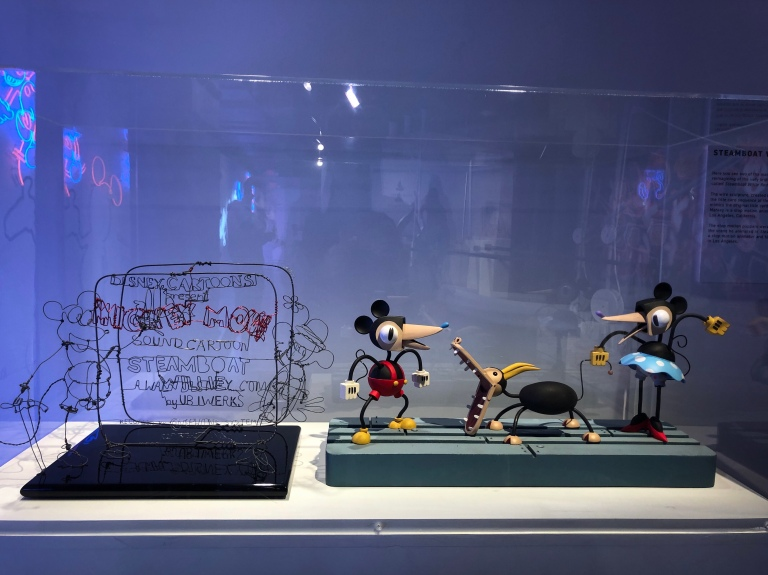 mickey the true original exhibition