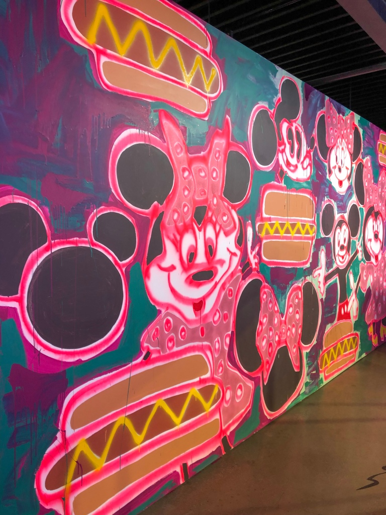 mickey the true original exhibition NYC