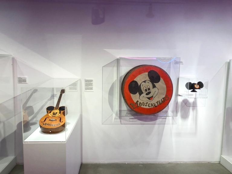 mickey the true original exhibition NYC mickey's club