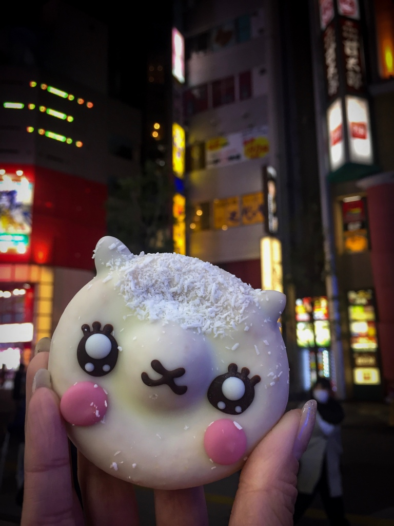 Japanese doughnut