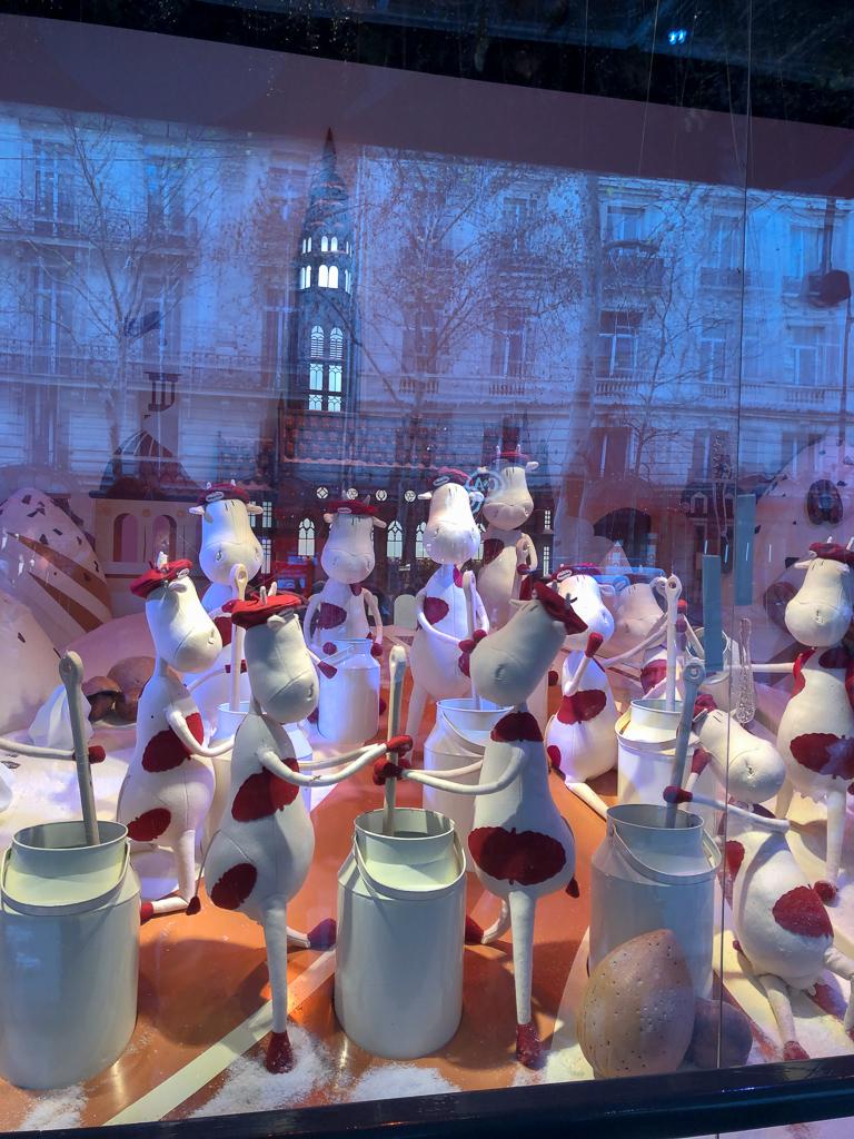 Galeries Lafayette Christmas